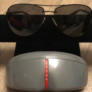 Prada Linea Ross's Women's Sunglasses